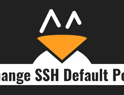 How to change SSH port on Cent OS 7
